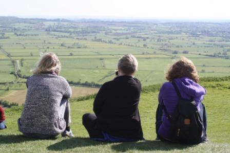 Three on top of the Tor
